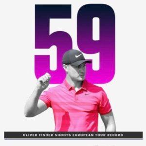 JB Golf - Oli Fisher 59