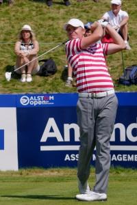 James Morrison, multiple European Tour player