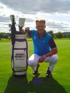 Jeremy Bennett Powerlines Golf
